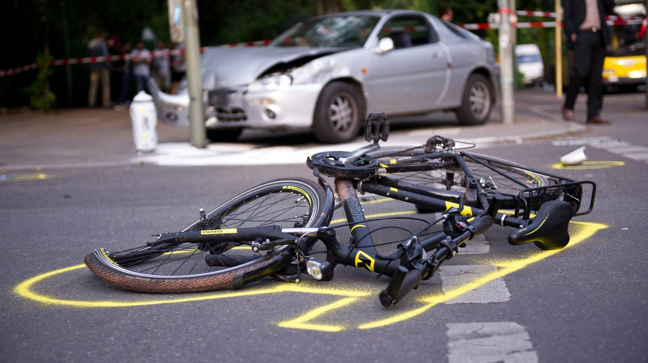 I mezzi a due ruote meno sicuri