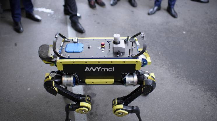 I robot assicurano ormai applicazioni sempre più elaborate
