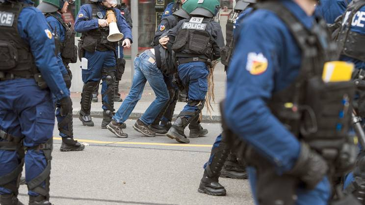 Il Municipio di Berna non ha autorizzato l'evento