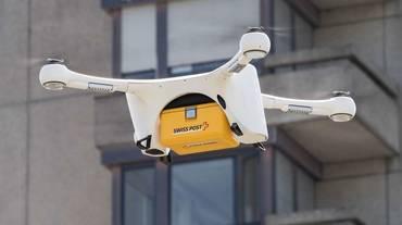 Troppo ronzio, drone a terra