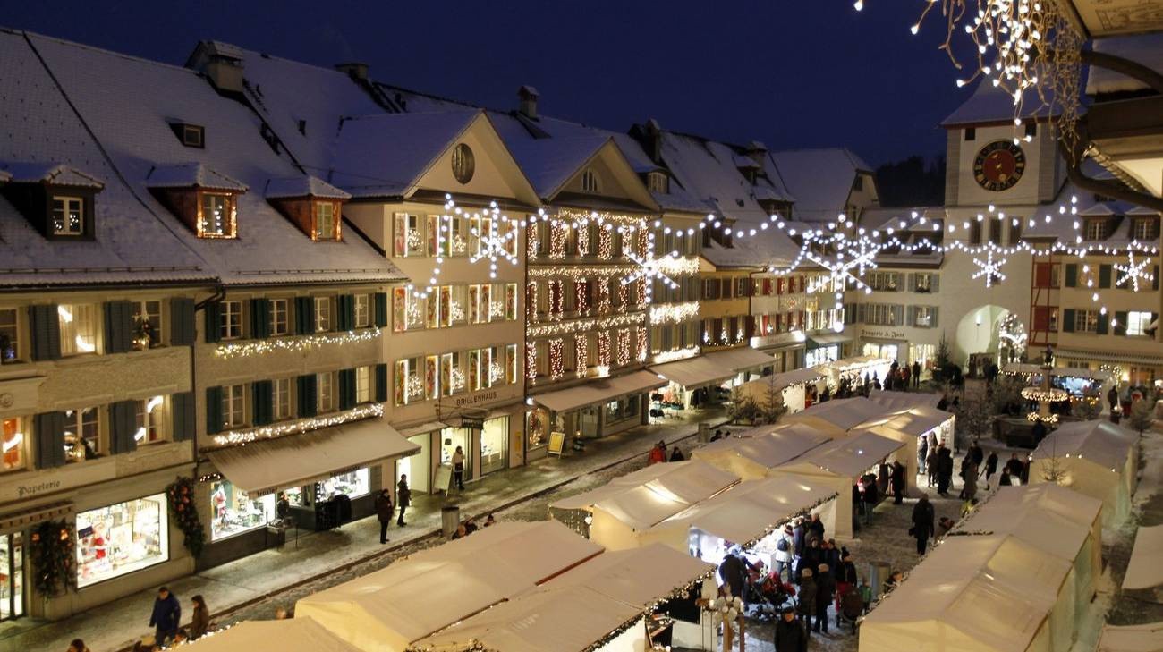 Il mercato di Natale di Willisau