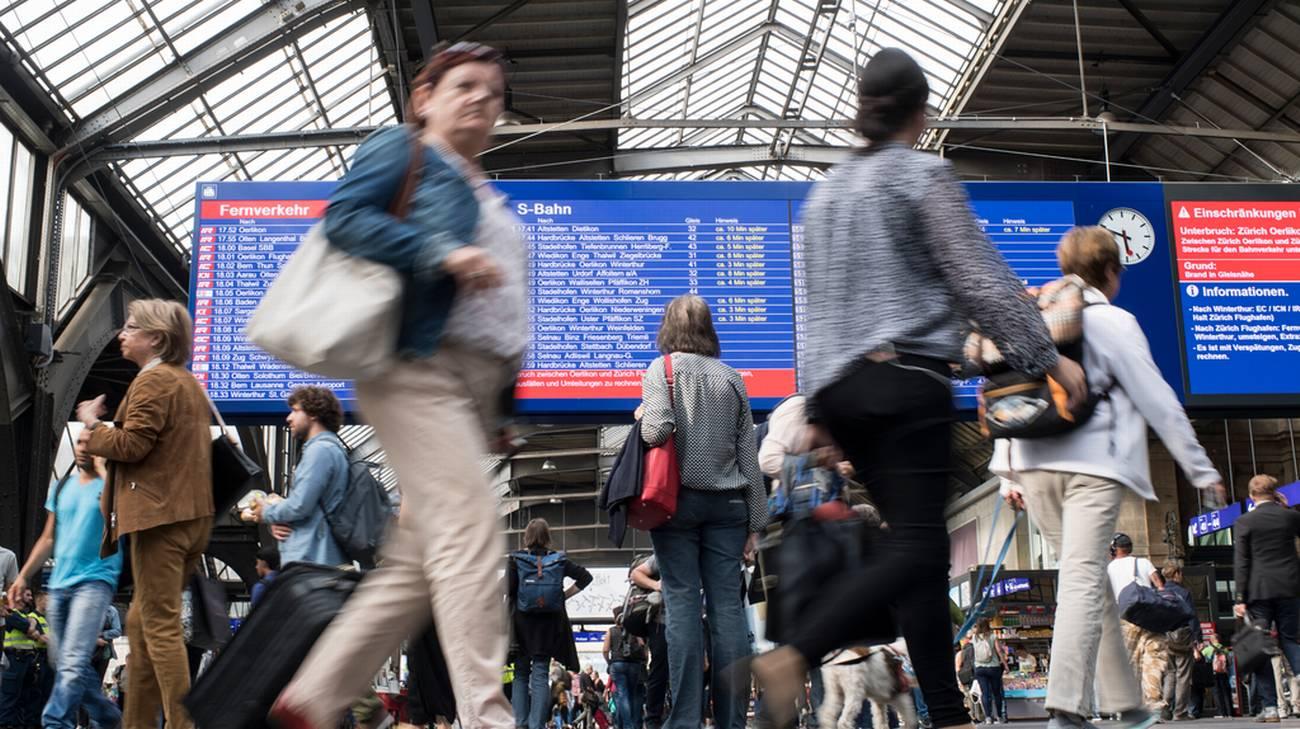 Treni indennizzi per ritardi rsi radiotelevisione svizzera for In parlamento oggi
