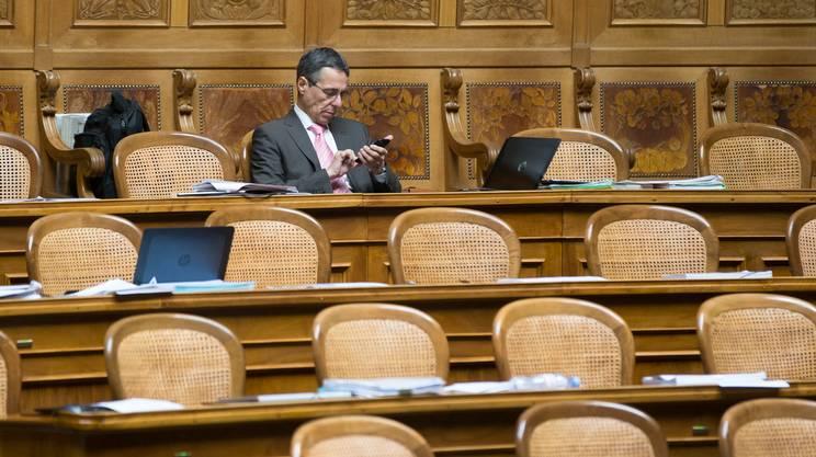 Il politico ticinese si appresta a vivere quella che, in ogni caso, sarà la giornata finora più importante del suo percorso politico