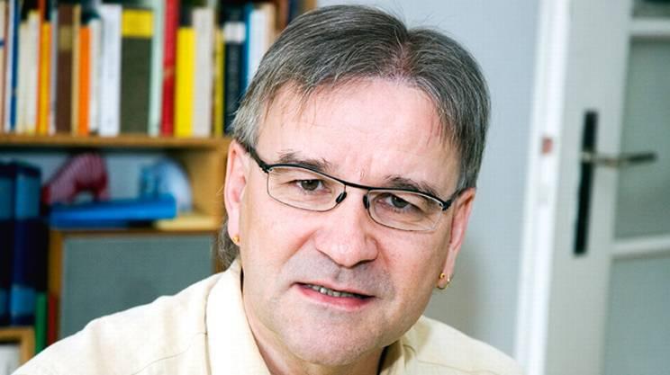 Il politologo Werner Seitz, autore di uno studio sul declino della partecipazione femminile alla politica