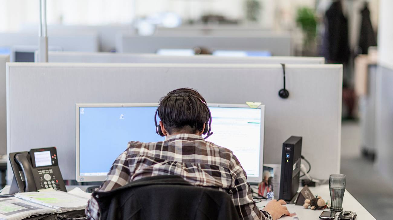 Il settore occupa il 15% della forza lavoro