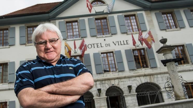 Il sindaco dichiaratamente pro giurassiano Marcel Winistoerfer