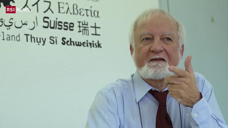 Il ticinese Pietro Gianinazzi, promotore nel 2013 della fondazione dell'ASDLI, è l'attuale presidente dell'associazione