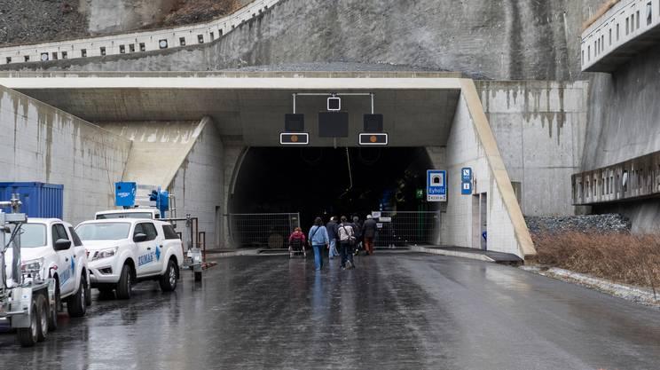 Nuovo tunnel per l'A9