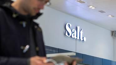 Rivoluzione in casa Salt