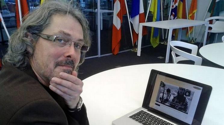 Jean-Paul Rouiller, esperto di terrorismo di matrice islamica