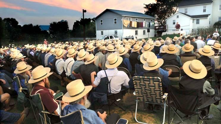 La comunità Amish, radicata negli Stati Uniti, ha origini svizzere