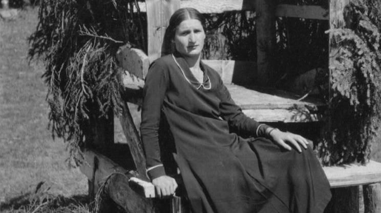 La grigionese Greti Caprez (1906 - 1994) divenne la prima pastora riformata in Svizzera