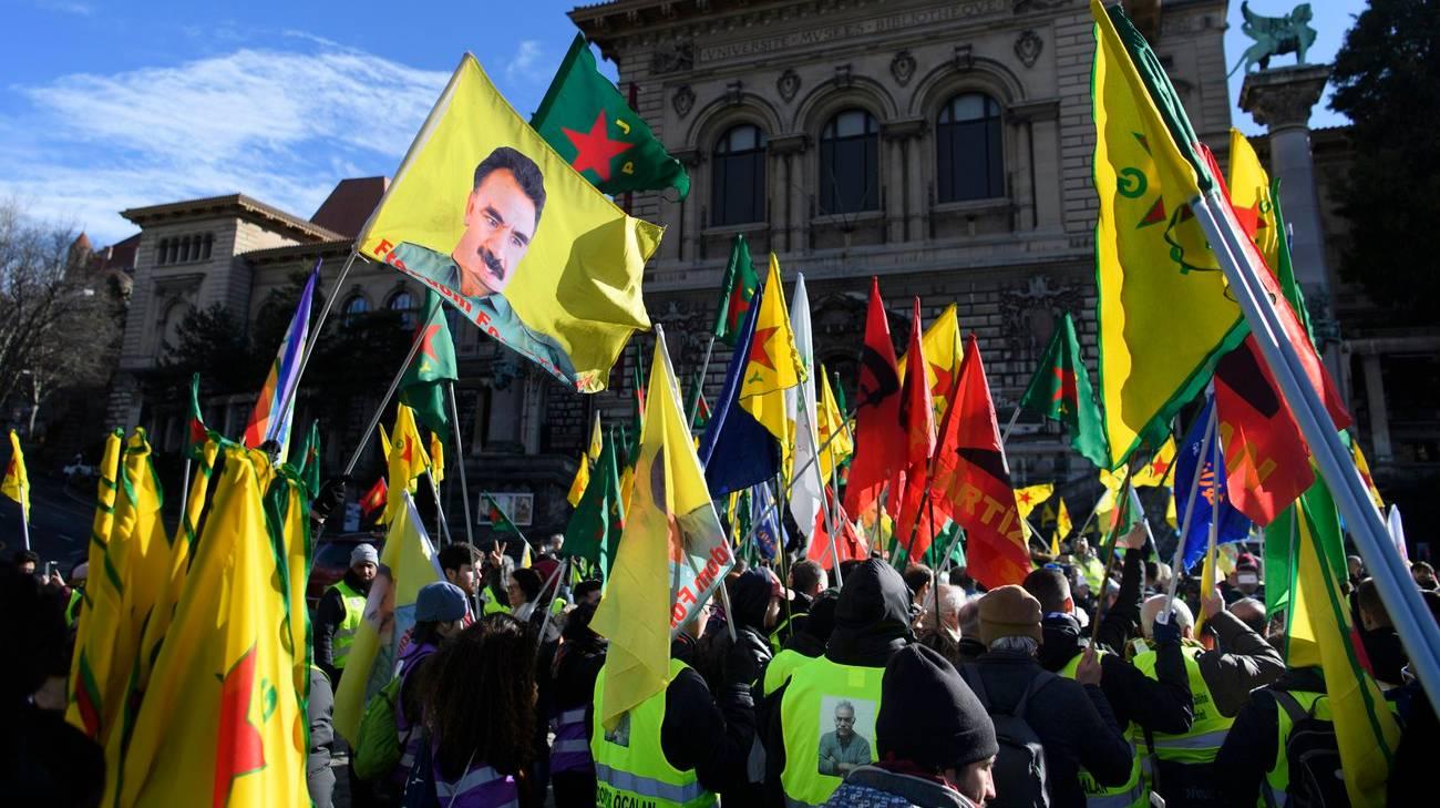 La marcia da Losanna a Ginevra