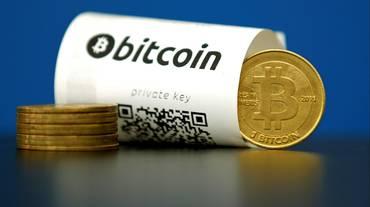 Il bitcoin vola