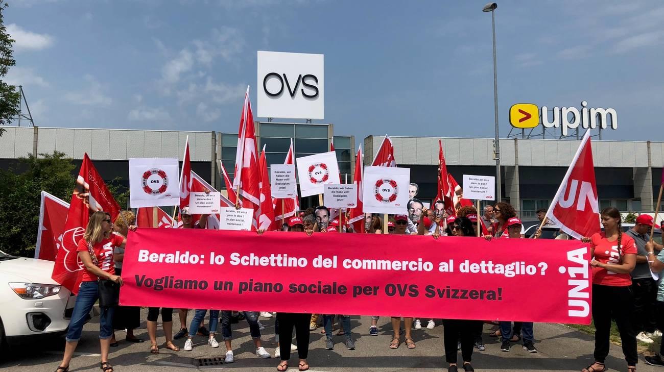 Ufficio Di Rappresentanza In Italia Dipendenti : Ovs: la protesta svizzera in italia rsi radiotelevisione svizzera