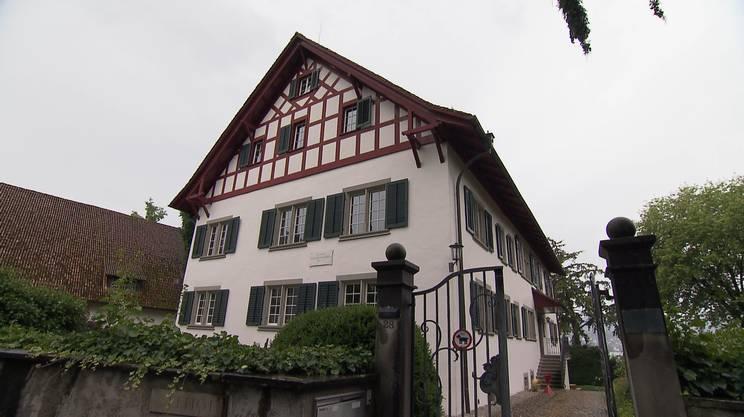 La sede dell'Istituto Jung a Küsnacht