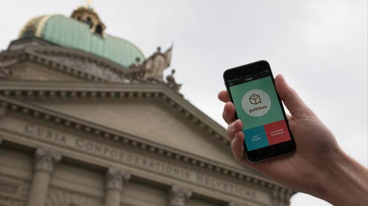 L'applicazione di Politbox è disponibile e scaricabile da oggi sui telefonini