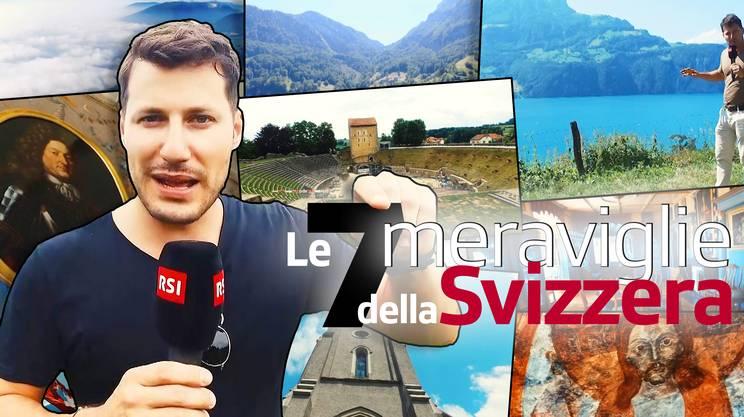 Svizzera, paese delle meraviglie