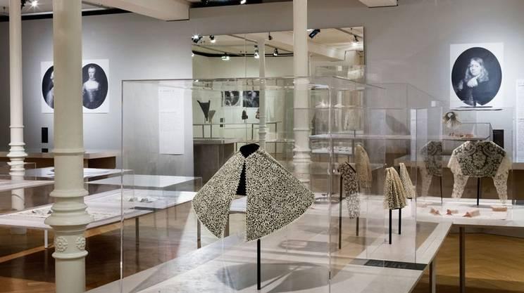 L'esposizione al Museo tessile di San Gallo rimane aperta al pubblico fino al prossimo 10 febbraio