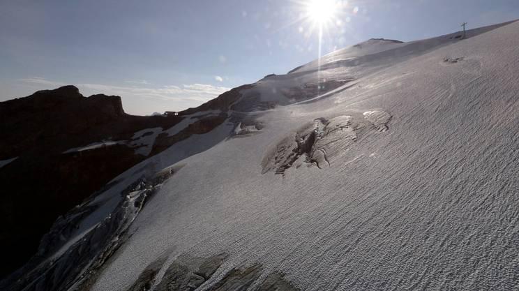 Lo scioglimento dei ghiacciai ha effetti sulla stabilità dei pendii
