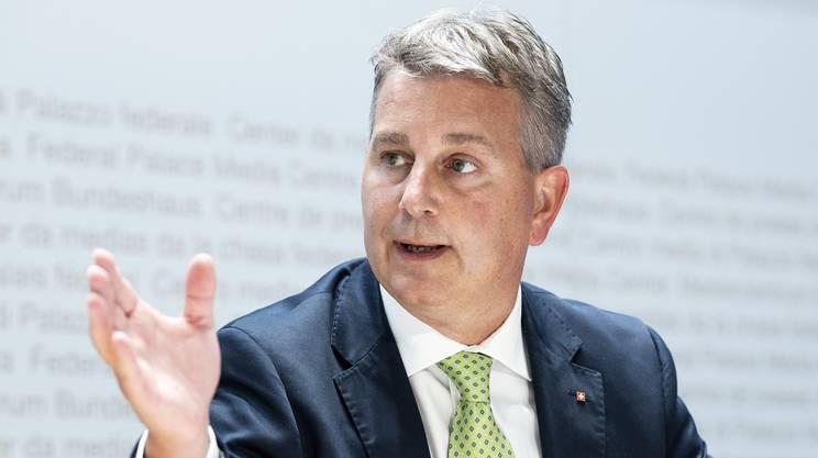 Marco Chiesa, nuovo presidente nazionale dell'UDC