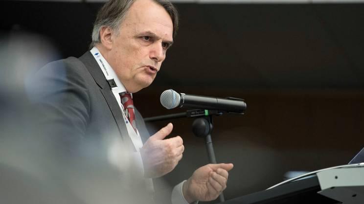 Mario Gattiker, direttore della Segreteria di Stato della migrazione (SEM)
