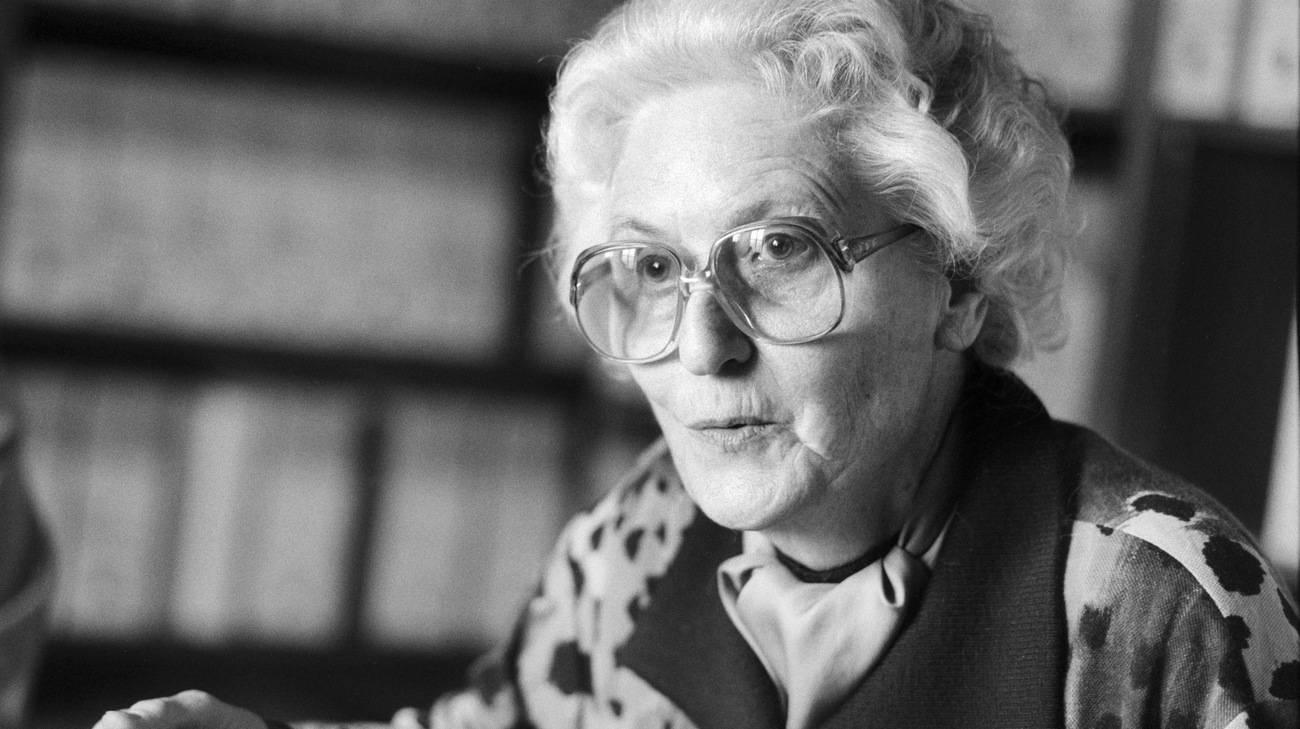 Marthe Gosteli è morta in aprile a 99 anni