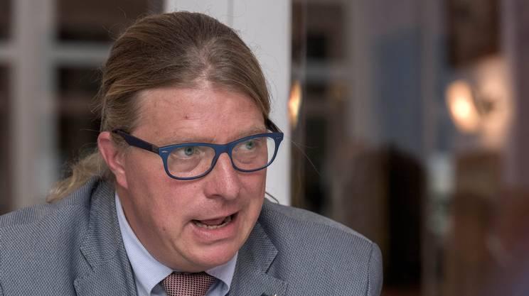 Massimo Suter è dal 2014 presidente di GastroTicino