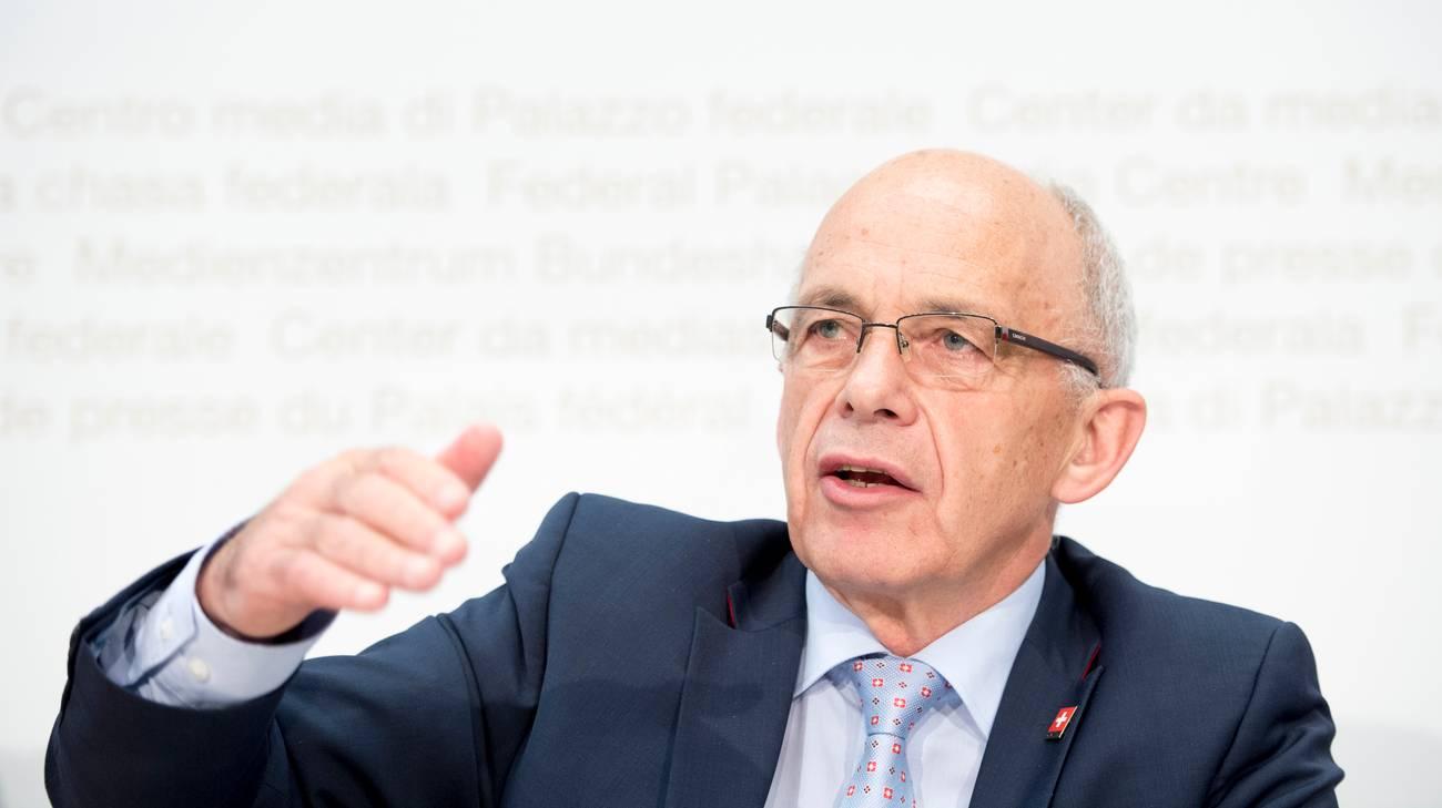 Maurer ha confermato un calendario impegnativo per il Progetto fiscale 17