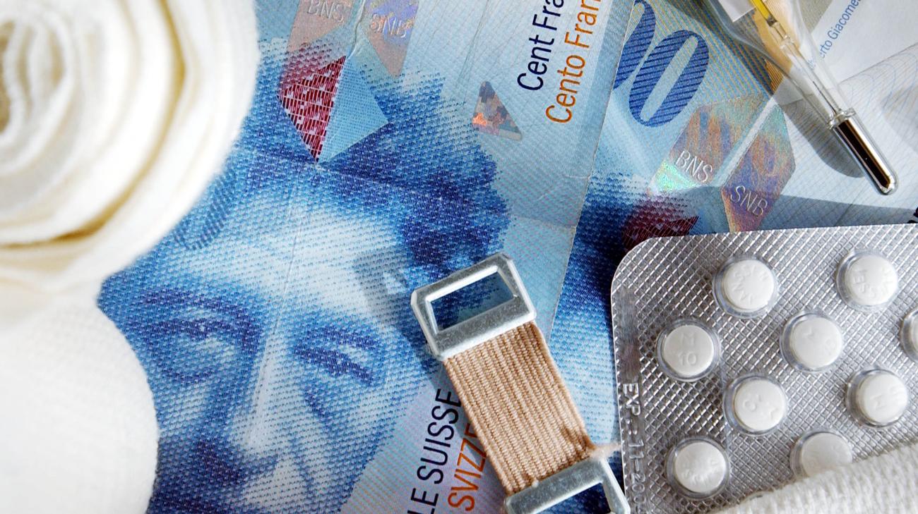 Nel 2015 l'ammontare dei costi del sistema sanitario ha sfiorato i 78 miliardi di franchi