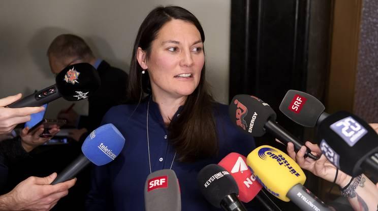 Nessuna consegna di voto da parte dei Verdi liberali: una decisione annunciata ieri sera dalla loro capogruppo, la consigliera nazionale Tiana Moser