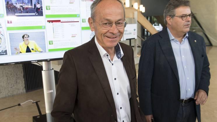 Olivier Français spera che basti anche stavolta l'aiuto dell'UDC