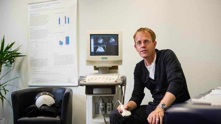 Philipp Bruggman è l'attuale presidente dell'Associazione Epatite Svizzera