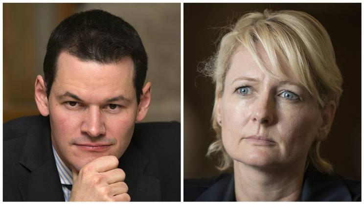 Pierre Maudet e Isabelle Moret, i competitori di Cassis nel