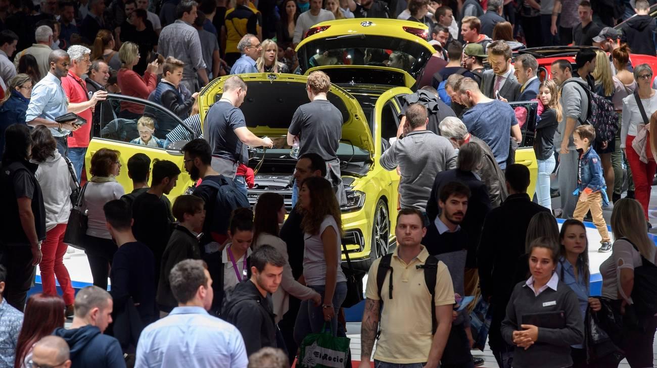 Pure quest'anno il Salone di Ginevra ha catalizzato l'attenzione di migliaia di visitatori