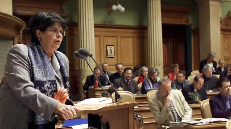 Ruth Dreifuss, in Governo dal 1993 al 2002, è stata la prima donna eletta presidente della Confederazione, nel 1999