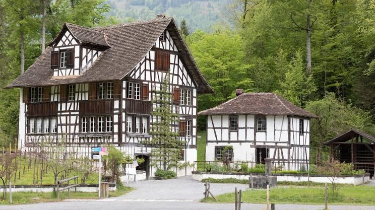 Scorci di Ballenberg, il museo all'aperto della Svizzera festeggia i 50 anni dalla fondazione