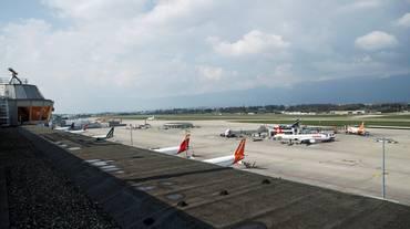 Più passeggeri a Ginevra