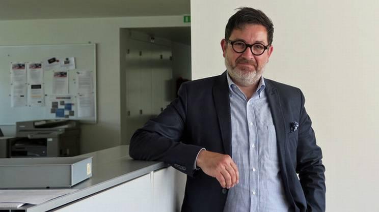 Stefan Otz, direttore della Rigi-Bahnen