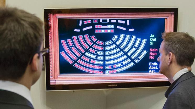 Come votano i parlamentari