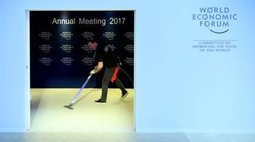 A Davos un... social WEF
