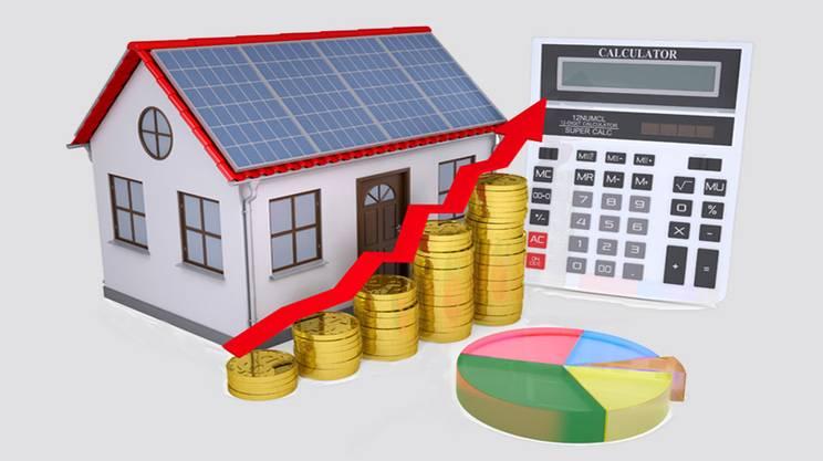 Una severa contrazione dei valori immobiliari si tradurrebbe in richieste di ammortamenti supplementari che per molti proprietari sarebbero proibitivi