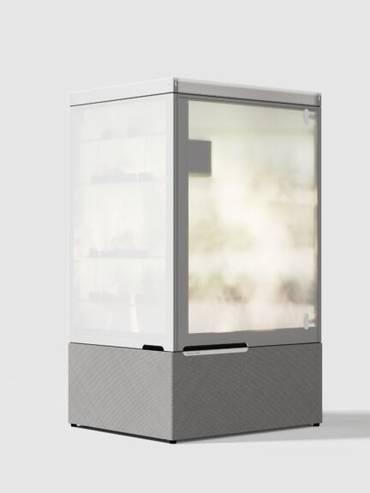 Un'immagine del prototipo di SWAG