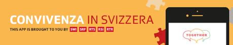 Vai alla presentazione della nuova app SSR SRG