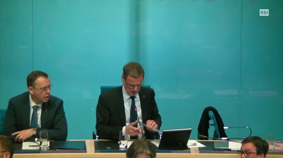 La seduta del Gran Consiglio di lunedì 22.01.18