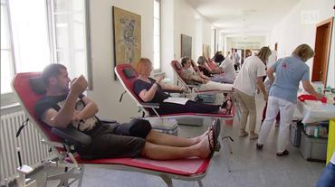 Donazione di sangue speciale