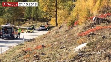 Incidente in Valle Bedretto