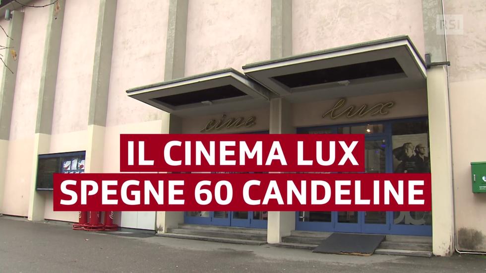 Il Cinema Lux spegne 60 candeline