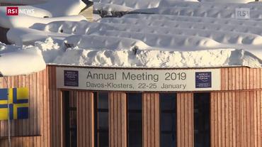 Davos, sicurezza pronta