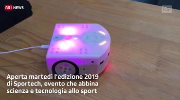 È scattata Sportech 2019